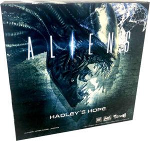 Juego de mesa Aliens: Hadley´s Hope