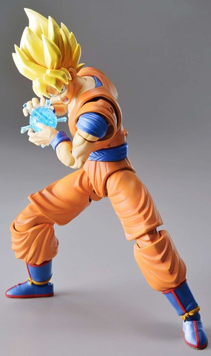 Estatua Son Goku Banpresto