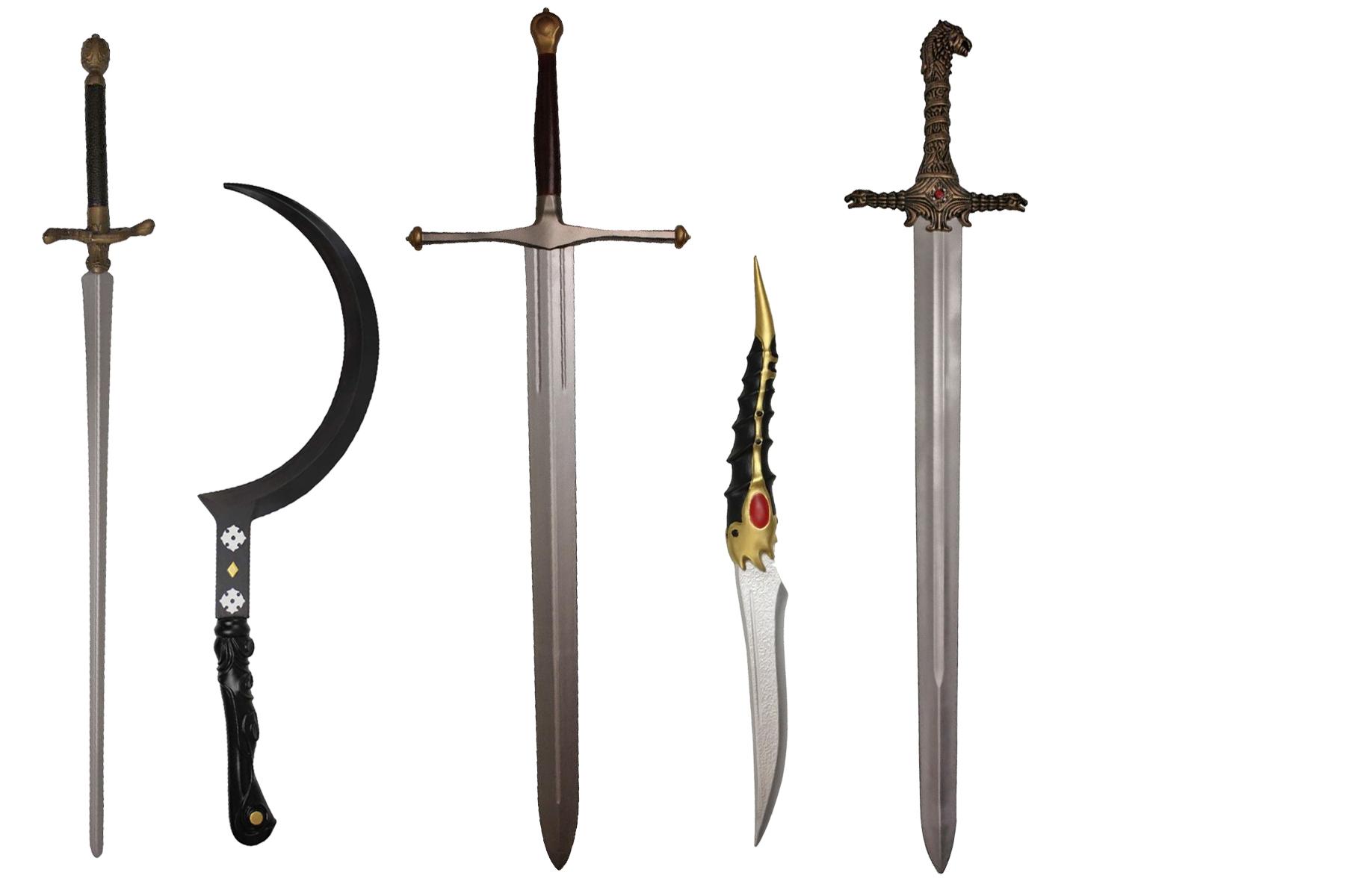 Réplica de Espadas de Juego de Tronos