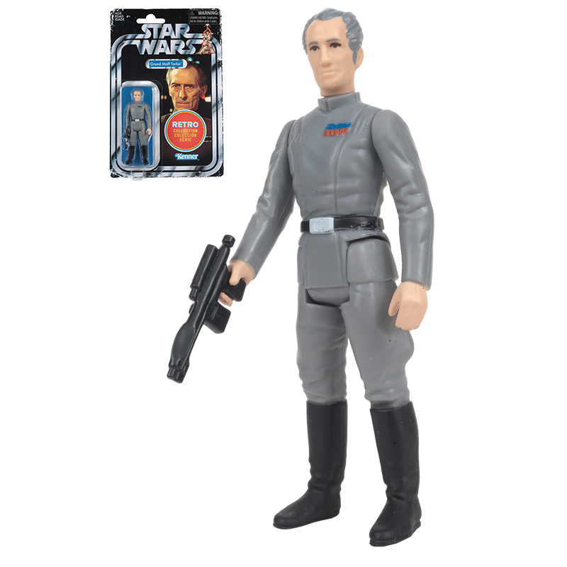 Figura Kenner Retro Collection Grand Moff Tarkin