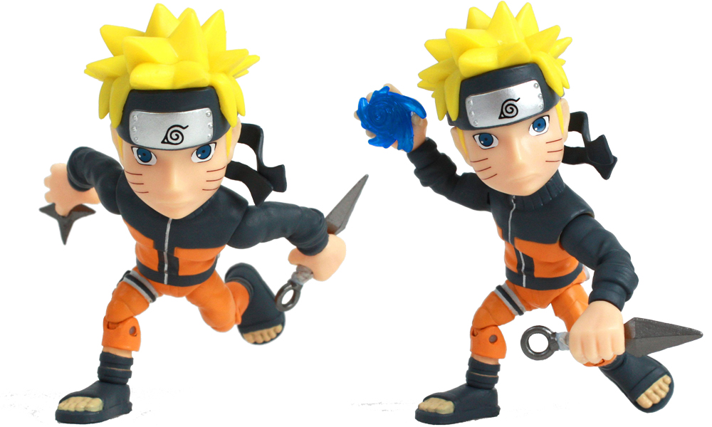 Figura de vinilo de Naruto